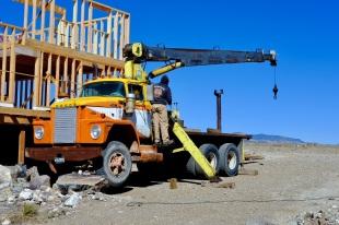 The Dodge Crane!